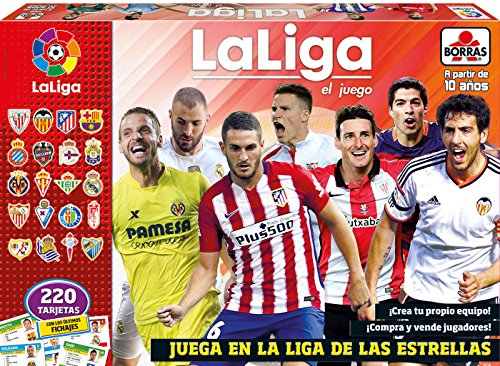 Educa Borrás - El Juego de la Liga 2016/17 (16976)