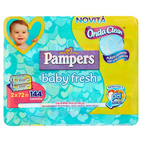 Pampers-Salviettine 72 X 2