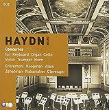 Haydn : Concertos pour piano, orgue (Coffret 5 CD)