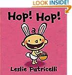Hop! Hop! (Leslie Patricelli board bo...