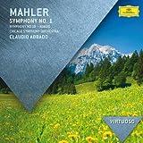 Mahler: Symphony No.1; Symphony No.10 (Adagio) (Virtuoso series)
