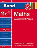 J M Bond Bond Maths Assessment Papers 9-10 years Book 1