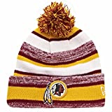 New Era On field Sport Knit Washington Redskins Game Hat Maroon/Yellow/White Size One Size