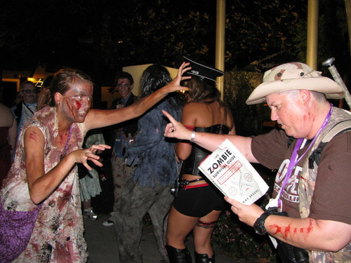 Prepping your zombie invasion check list