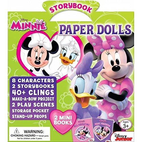 Disney Minnie Paper Dolls