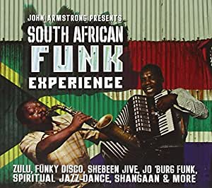 South African Funk Experience