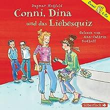Conni, Dina und das Liebesquiz (Conni & Co 10) Hörbuch von Dagmar Hoßfeld Gesprochen von: Ann-Cathrin Sudhoff