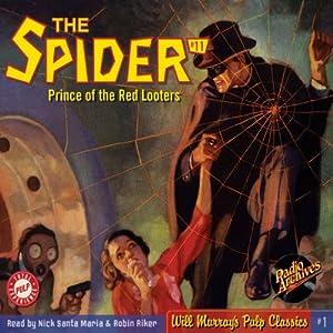 Spider #11 August 1934 | [Grant Stockbridge, RadioArchives.com]