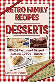 Retro Family Recipes - Desserts