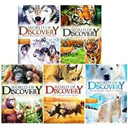 World of Discovery: Wild Animals - 5 Disc Collector's Edition (Amazon.com Exclusive)