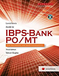 Guide to IBPS-Bank PO/MT for Preliminary and Main Examination (with DVD)