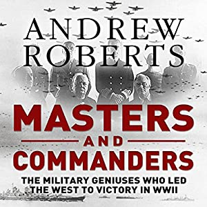 Masters and Commanders Audiobook