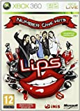 XBOX 360 Lips Number One Hits Game (Spanish Import)