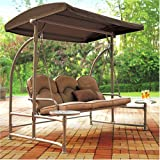 Lawn & Patio - Walmart Home Trends North Hills Replacement Swing Canopy