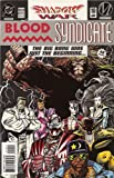 Blood Syndicate #10 (Shadow War)