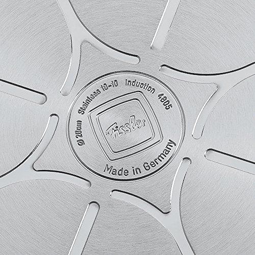 Fissler Pfanne crispy steelux premium 26 cm*