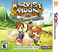 Harvest Moon: The Lost Valley - Nintendo 3DS from Natsume