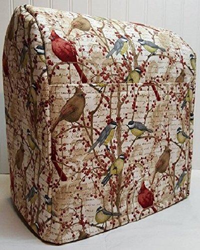 Birds & Berries Kitchenaid Lift Bowl Stand Mixer Cover (ALL BIRDS & BERRIES) (Kitchen Aid 6500 Mixer compare prices)