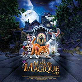 Le Manoir Magique (Bande originale du film d'animation)