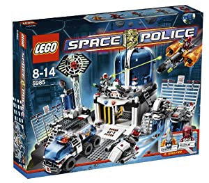 Lego 'Space Police Central' 5985