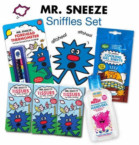 Mr. Sneeze Sniffles Set
