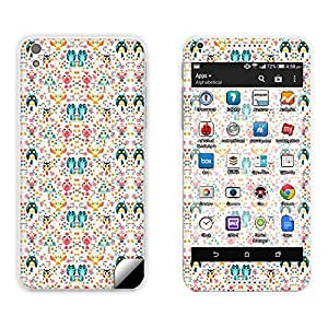 Skintice Designer Vinyl Skin Sticker for HTC Desire 816, Design - bird