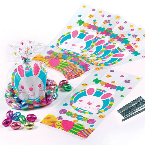 easter-bunny-cellophane-bags-for-kids-to-gift-wrap-sweets-or-treats-pack-of-20