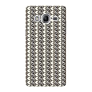 Mobile Back Cover For Samsung Z3 (Printed Designer Case)