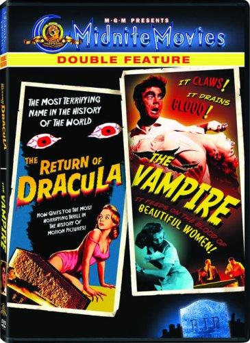 Return of Dracula/Vampire [Import]