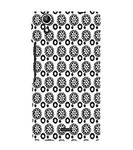 EPICCASE awsome patterns Mobile Back Case Cover For Micromax Selfie 2 Q340 (Designer Case)