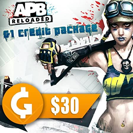 2400 G1 Credits: APB Reloaded [Game Connect]