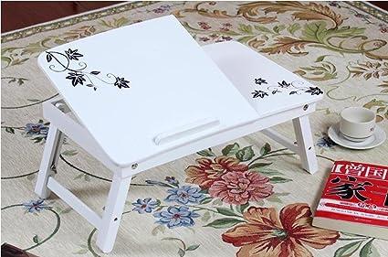 uzi-lazy persone benessere semplice tavolo pieghevole, può essere sollevato e abbassato, Laptop, ruotare, Move comodino