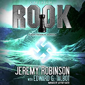Callsign: Rook, Book 1 Audiobook
