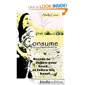Kindle Daily Deal: Consume (The Devoured Series), by Shelly Crane