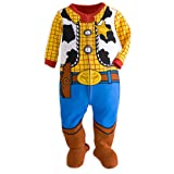 Disney Woody Stretchie for Baby - Toy Story Size 18-24 MO (Color: Multi, Tamaño: 18-24 Months)