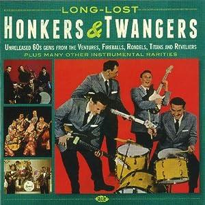 Long-Lost Honkers & Twangers
