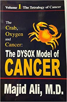The Crab, Oxygen and Cancer: The Dysox Model of Cancer