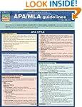 Apa/Mla Guidelines (Quick Study: Acad...