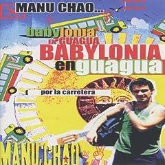 Manu Chao : Babylona en guagua - DVD