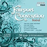 Festival: 50 Studio and Live Recordings (4CD) by Fairport Convention
