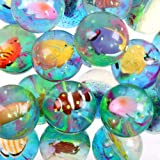 3D Tropical Fish Bouncy Ball