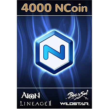 NCsoft NCoin 4000 NCoin [Online Game Code]