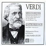 Verdi - Messa Da Requiem - Quattro Pezzi Sacri