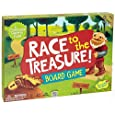 Peaceable Kingdom / Race to the Treasure! Award Winning Cooperative Game for Kids