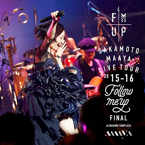 "LIVE TOUR 2015-2016 ""FOLLOW ME UP"