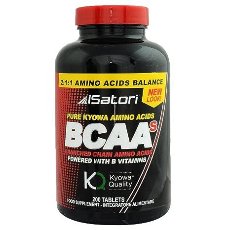 Isatori BCAA Kyowa Capsules Pack of 400