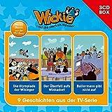 Wickie-3-CD Hrspielbox Vol.3