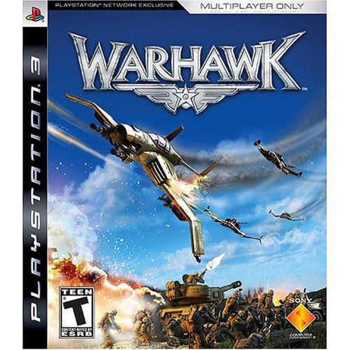 Sony Computer Entertainment-WarHawk Bundle with Bluetooth Headset