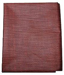 MS Retail Men's Shirt Fabrics (MS Retail_35_Maroon)