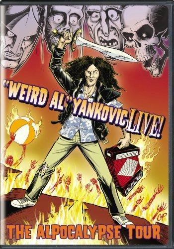 Weird Al Yankovic Live! - The Alpocalypse Tour by Comedy Central
